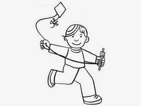 人物简笔画图片大全 男女孩简笔画步骤 小小画家