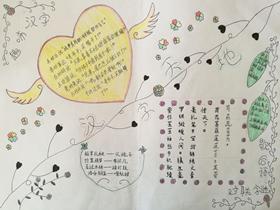 遨游汉字王国手抄报图片内容简单又漂亮五年级