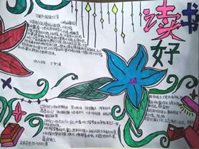 遨游汉字王国手抄报内容图片简单又漂亮四年级