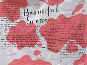 Beautiful Scene关于景点的英语手抄报简单